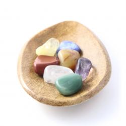 kit de pedras do chakra