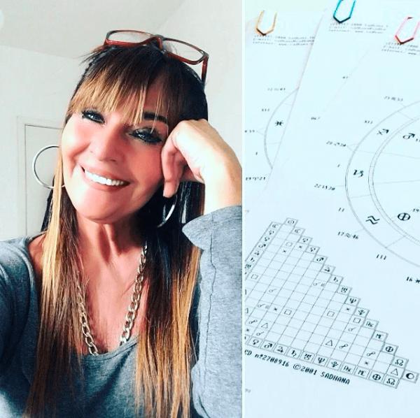 Mapa Astral com Rita Maluf